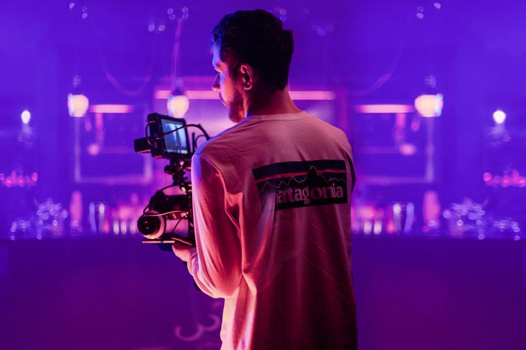 Kameraman oslava