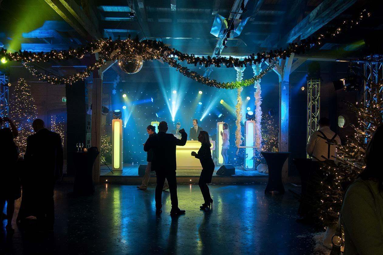 Ozvucenie osvetlenie vianoce vecierok
